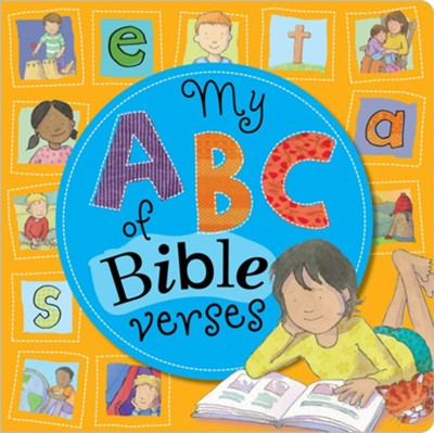My ABC Of Bible Verses  -     By: Gabrielle Mercer