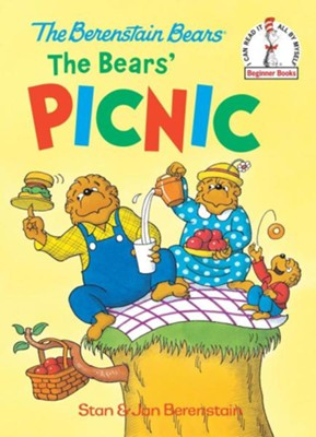 The Bears' Picnic  -     By: Stan Berenstain, Jan Berenstain