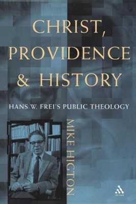 Christ, Providence and History   -     By: Michael Higton