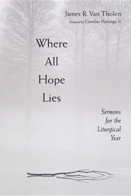Where All Hope Lies: Sermons for the Liturgical Year  -     Edited By: Susan Dykstra-Poel, Eileen Borduin Vanderzwan     By: James R. Van Tholen