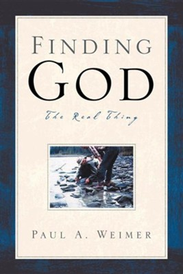 Finding God  -     By: Paul A. Weimer