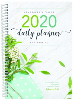 2020 Daily Planner  -     By: Sue Hooley