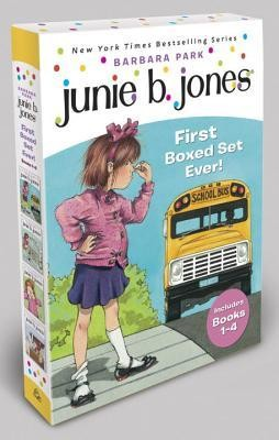 Junie B. Jones's First Boxed Set Ever!  -     By: Barbara Park     Illustrated By: Denise Brunkus