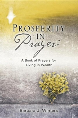 Prosperity in Prayer  -     By: Barbara J. Winters