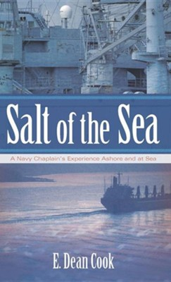 Salt of the Sea  -     By: E. Dean Cook