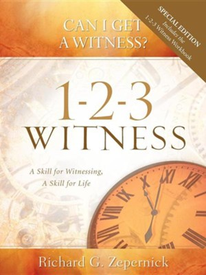 Can I Get a Witness  -     By: Richard G. Zepernick