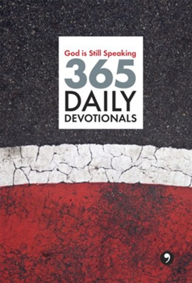 God Is Still Speaking: 365 Daily Devotionals  -     Edited By: Christina Villa     By: Christina Villa(ED.)