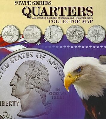 State Series Quarter Collector Map  -     By: Whitman Publishing