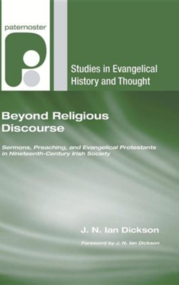 Beyond Religious Discourse  -     By: J.N. Dickson