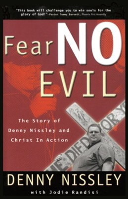 Fear No Evil   -     By: Denny Nissley, Jodie Randisi