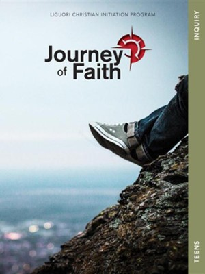 Journey of Faith for Teens, Inquiry  -     By: Redemptorist Pastoral Publication