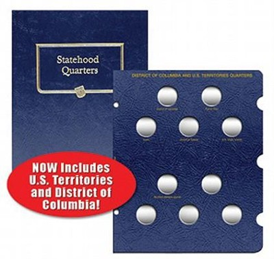 Statehood Quarters  -     By: Whitman Publishing