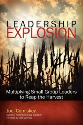 Leadership Explosion: Multiplying Cell Group Leaders to Reap the Harvest  -     By: Joel Comiskey