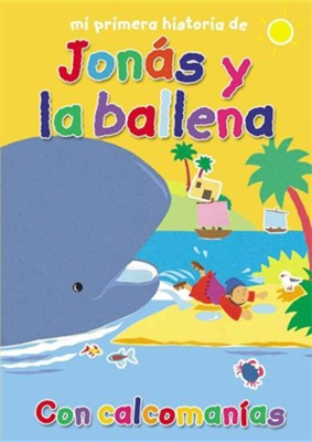 Mi Primera Historia de Jonas y La Ballena (My Very First Story Jonah and the Whale)  -     By: Lois Rock     Illustrated By: Alex Ayliffe
