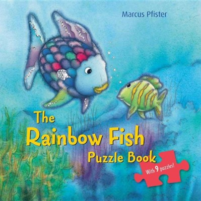 Rainbow Fish Puzzle Book  -     By: Marcus Pfister