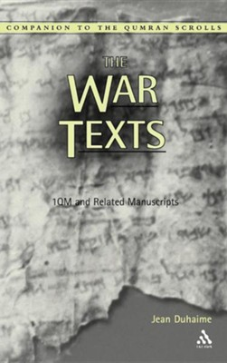 The War Texts  -     By: Jean Duhaime