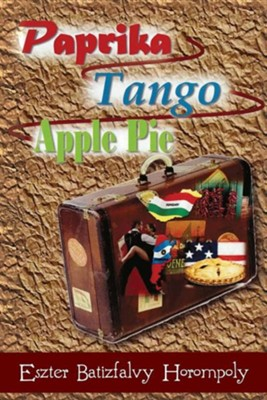 Paprika Tango Apple Pie  -     By: Eszter Batizfalvy Horompoly