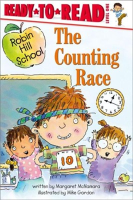 The Counting Race  -     By: Margaret McNamara     Illustrated By: Mike Gordon
