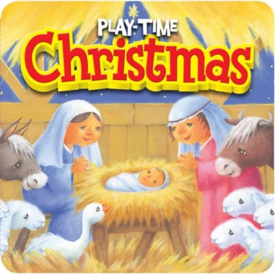 Play-Time Christmas  -     By: Karen Williamson