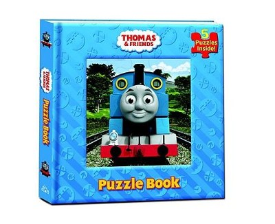 Thomas & Friends Puzzle Book  -     By: Britt Allcroft