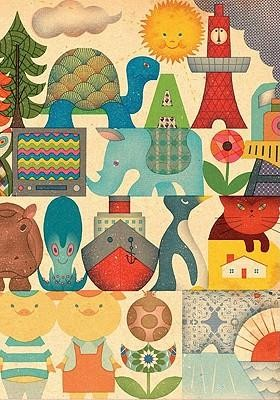 Animals Around the World Journal  -     By: Junzo Terada(ILLUS) & Catherine Head(DESIGN)     Illustrated By: Junzo Terada