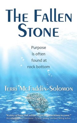 The Fallen Stone: Purpose Is Often Found at Rock Bottom  -     By: Terri McFaddin-Solomon