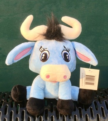 Bertie the Buffalo, Soft Toy  -     By: Wendy H. Jones     Illustrated By: Barry Diaper