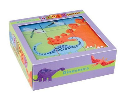 Dinosaur Puzzle  -     By: Barefoot Books