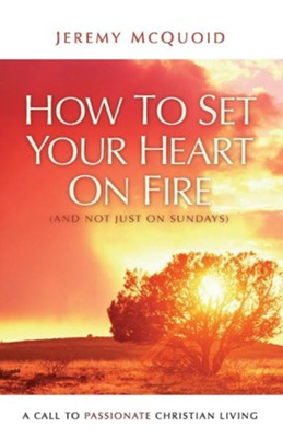 How to Set Your Heart on Fire: A Call to Passionate Christian Living  -     By: Jeremy McQuoid