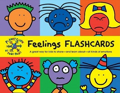 Todd Parr Feelings Flash Cards  -     By: Todd Parr