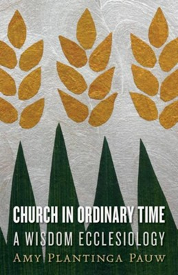 Church in Ordinary Time: A Wisdom Ecclesiology  -     By: Amy Plantinga Pauw