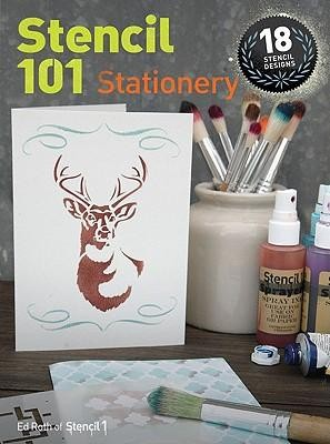 Stencil 101 Stationery  -     By: Ed Roth