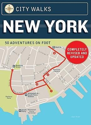 City Walks: New York Cards: 50 Adventures on FootRevised and Upd Edition  -     By: Christina Henry de Tessan