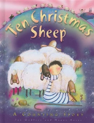 Ten Christmas Sheep: A Counting Story  -     By: Jan Godfrey     Illustrated By: Honor Ayres