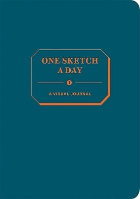 One Sketch a Day: A Visual Journal  -     By: Books LLC Chronicle