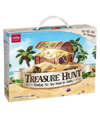 Treasure Hunt Fall Festival Starter Kit: Finding All You Need in Jesus  -