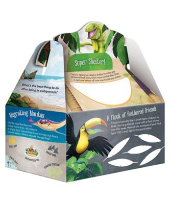 Shipwrecked: Paper Boxes (pkg. of 10)  -