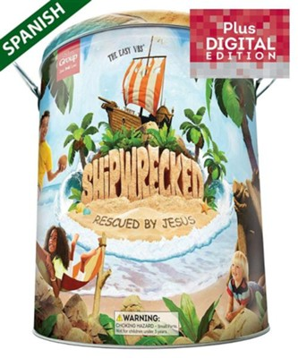 Shipwrecked Ultimate Starter Kit Bilingual Edition - Group Easy VBS 2018  -