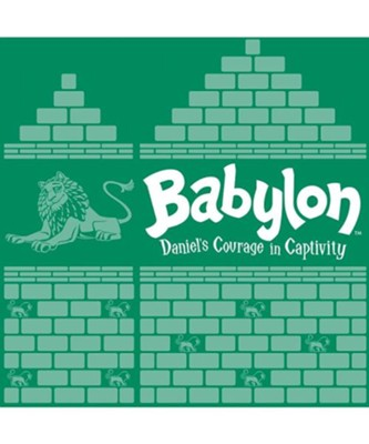 Babylon: Banduras, Tribe of Asher (pkg. of 12)  -