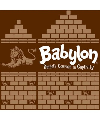 Babylon: Banduras, Tribe of Naphtali (pkg. of 12)  -