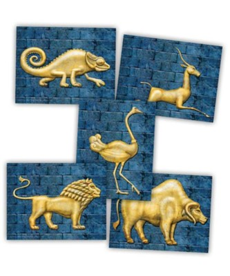 Babylon: God Sightings Animal Tiles (pkg. of 30)  -
