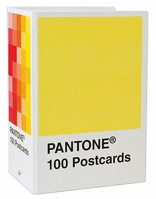 Pantone Postcards  -     By: Chronicle Books