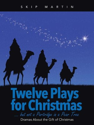 Twelve Plays for Christmas ... But Not a Partridge in a Pear Tree: Dramas about the Gift of Christmas  -     By: Skip Martin