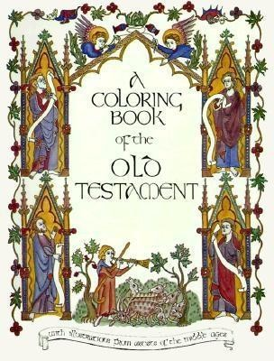 Old Testament-Coloring Book  -     By: Bellerophon Books