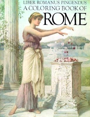 Rome -Coloring Book  -     By: Bellerophon Books