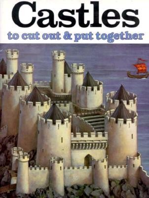 Castles to Cut Out and Put Together  -     By: J.K. Anderson