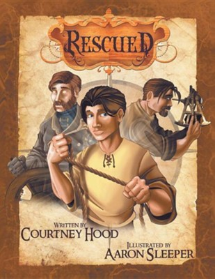 Rescued  -     By: Courtney Hood