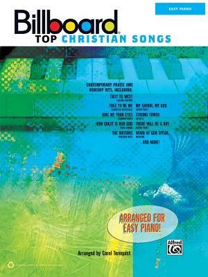 Billboard Top Christian Songs (for Piano)   -
