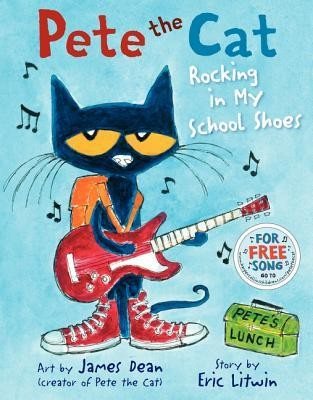 Rocking in My School Shoes  -     By: Eric Litwin     Illustrated By: James Dean