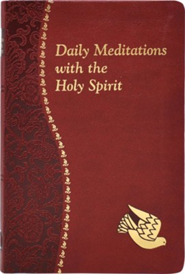 Daily Meditations with the Holy Spirit  -     By: Jude Winkler